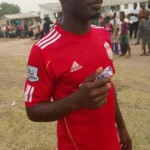 Dotse Agbashie - Still with Great Olympics