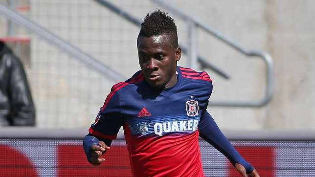 David Accam hails from Ada