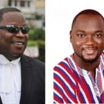 Philip Addison (left) beat Nii Noi Nortey (right) in the primaries
