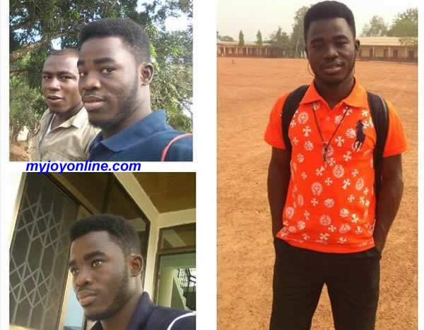 Bright Osei-Agyei, a level 400 student reading Business Administration at the University of Education, Winneba until his tragic death