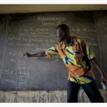 Teacher-in-Ghana