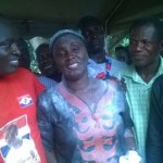 Gifty Twum-Ampofo celebrates her victory in the NPP Primaries