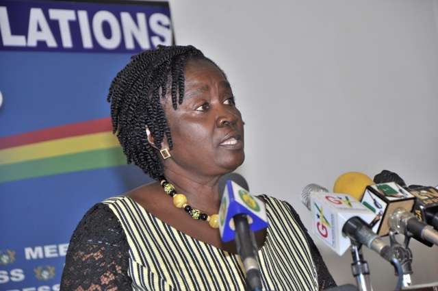 Prof. Jane Naana Opoku Agyemang - Education Minister
