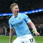 City downs PSG to reach CL semis for first time The Canadian Press Kevin De Bruyne Kevin De Bruyne