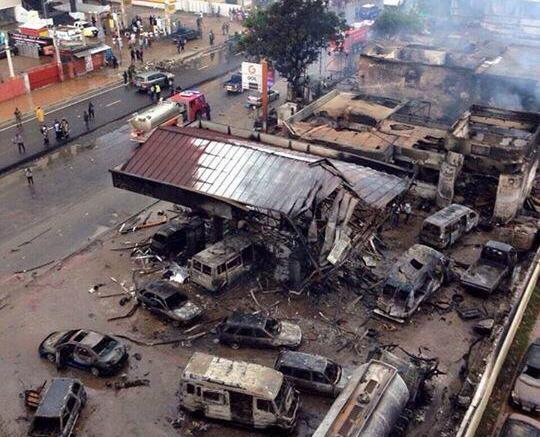 Lots and lives and property were lost during the tragic disaster at the Kwame Nkrumah Circle in Accra a year ago