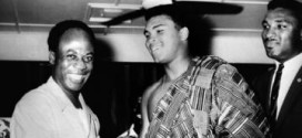 When Muhammad Ali came to Ghana in 1964: the kente, the propaganda and the girls