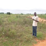The proposed site for the Ada East Community Day SHS at Kasseh