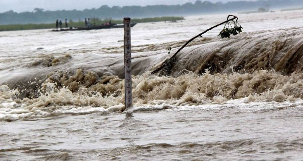 Floods in DR Congo kill at least 50