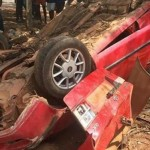 Assin manso accident