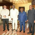 president with former presidents