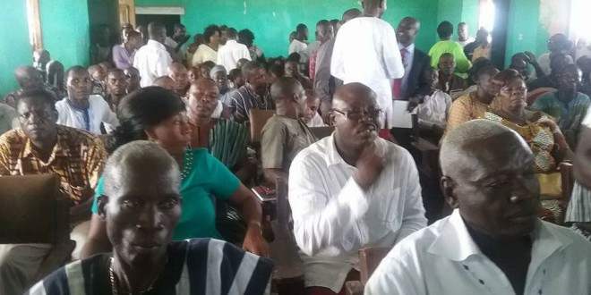 9 government appointees sacked after failure to endorse Ada East DCE nominee