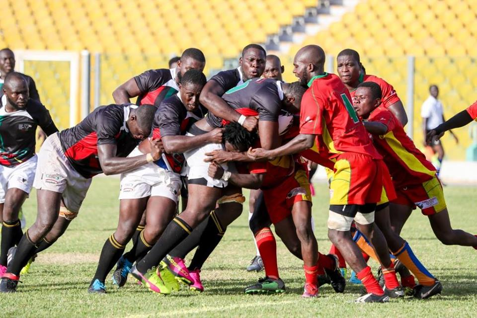 Ghana rugby team action2