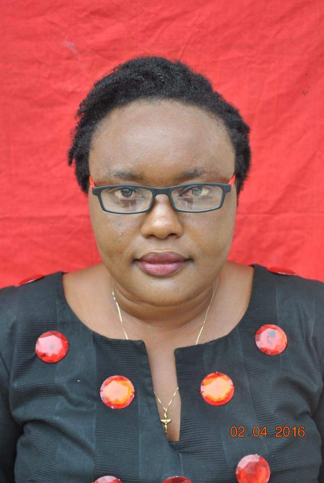 Hon. Sarah Dugbakie Pobee - District Chief Executive nominee, Ada East