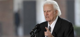 Influential US evangelist Billy Graham dies at 99