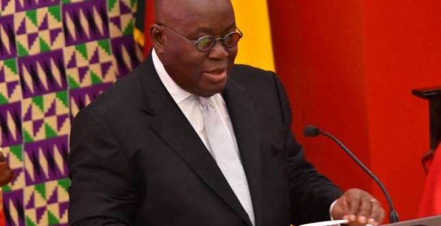 There is no corruption in my government – President Akufo-Addo