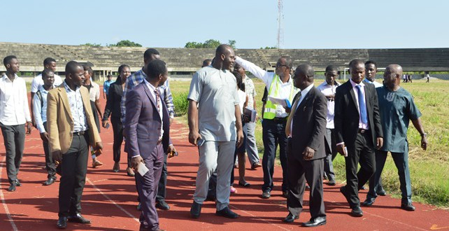 Sports Ministry secures GH¢5m for UG Stadium Project