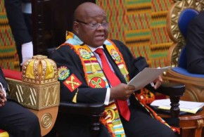 Gays will never have rights in Ghana – Speaker of Parliament Mike Ocquaye