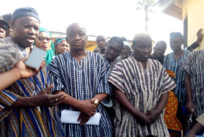 Dagbon chieftaincy: Abudus occupy old Gbewaa Palace