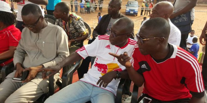 GFA Technical Director Oti Akenteng thrilled with Talents in Ada