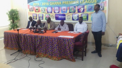 2015/16 Ghana Premier League officially launched
