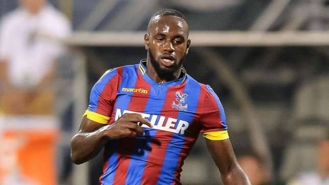Hiram Boateng Palace debut
