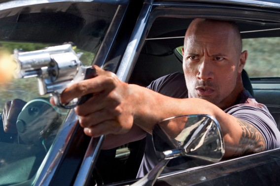 Dwayne 'The Rock' Johnson - The action movie star has earned more money in the past year than any other actor