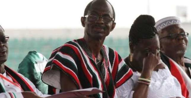 NDC flagbearer aspirants 'cry' over hefty GHc400,000 filing fee