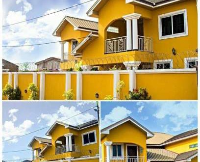 Shatta Wale shows off $1m mansion