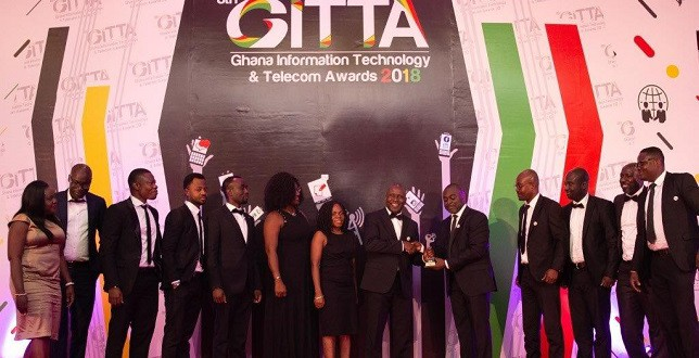 MTN receive 12 awards, inducted into GITTA Telecoms Hall of Fame