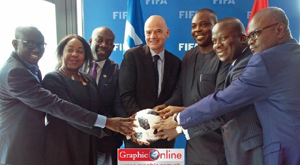 Attorney-General stops case against GFA, FIFA normalisation committee to be ready in 2 days