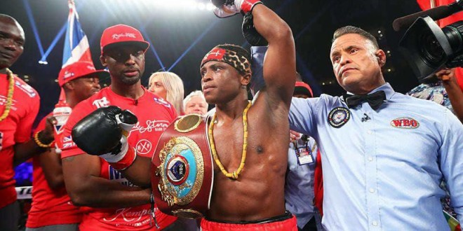 D.K Poison tips Isaac Dogboe for boxing greatness