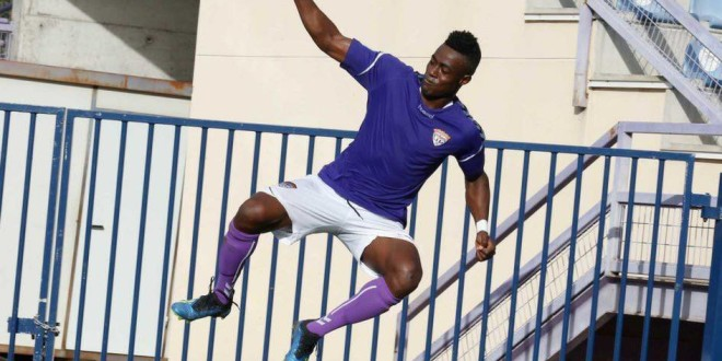 Adolf Otibo assists and scores in Guadalajara's 3-1 win in Spain