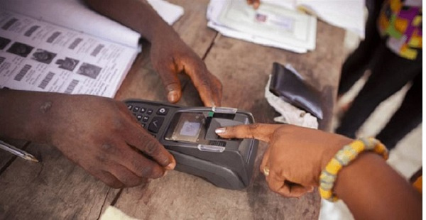 EC suspends voters registration pilot as BVR machine fails