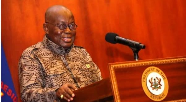 Salt at Ada has potential to develop petro-chemical industry – President Akufo-Addo