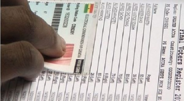 Existing voter ID unacceptable for new EC registration