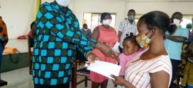 SEGE: PWDs receive GHC 90.000.00 from District Assembly Common Fund.
