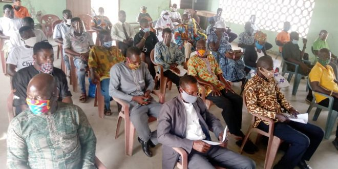 Luta: Assemblymember sensitizes stakeholders against violence in Election 2020