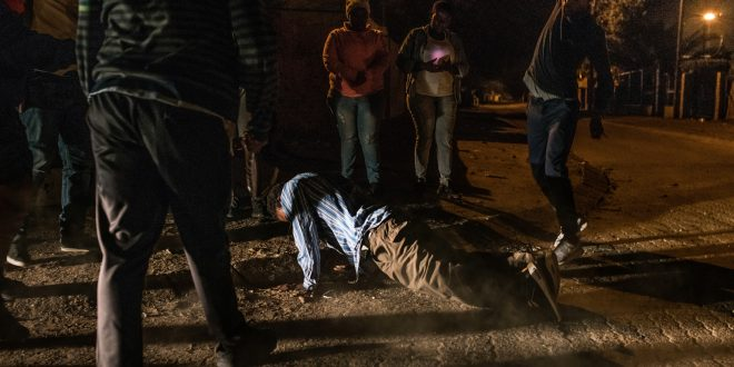 Accra New Town gay and 'partner' beaten to near death